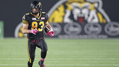 Fantuz on new Ticats role: 'My rehab is my No. 1 priority'