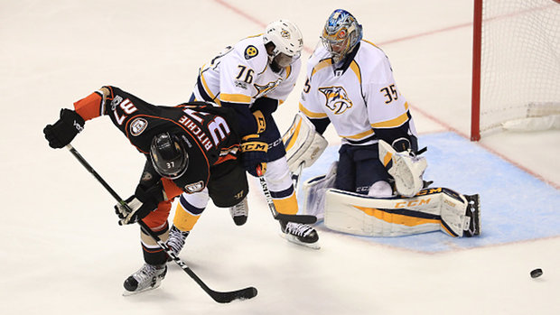 Rinne comes through for Predators in Game 5