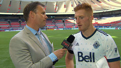 Parker on Whitecaps' tough defence against Sporting KC