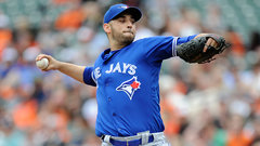 MLB: Blue Jays 3, Orioles 1