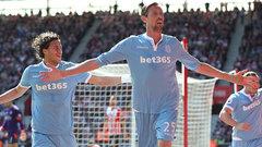 EPL: Southampton 0, Stoke City 1