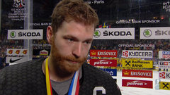 Giroux proud of Canada's effort in gold medal loss