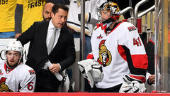 What happened to Sens in Game 5?