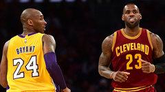 Barkley: If LeBron beats Warriors, I might put him on Kobe's level