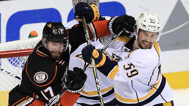 Predators want to 'attack the game' as they look to eliminate the Ducks