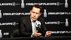 Boucher playing mind games by admitting Pens are the better team?