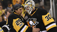 The Reporters: Injuries and goaltending headline Conference finals