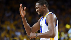Durant not regretting decision to join Warriors