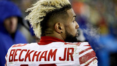Is OBJ missing first day of OTAs a big deal?