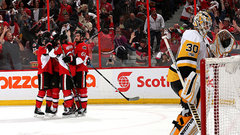 Power play role reversal helps Sens even up series