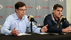Poile's years of hard work pays off