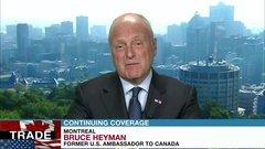 NAFTA talks could be a win for all three countries: Former U.S. ambassador