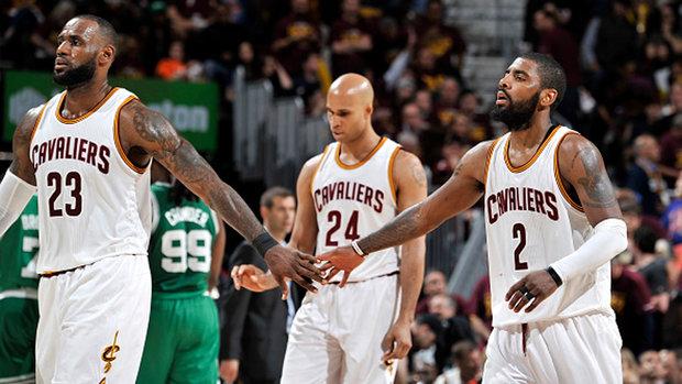 NBA: Celtics 99, Cavaliers 112
