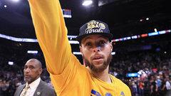 NBA: Warriors 129, Spurs 115