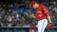 Should the Jays move Sanchez to the pen?
