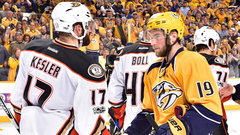 How will Ducks remember series against Preds?