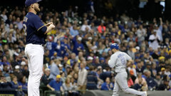 MLB: Blue Jays 4, Brewers 3