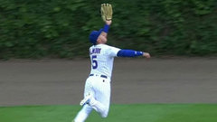 The Keg Must See: Almora Jr. puts on the jets for spectacular grab