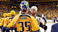 Rinne continues to prove doubters wrong