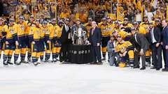 LeBrun: Preds should've hoisted Campbell Trophy for their fans