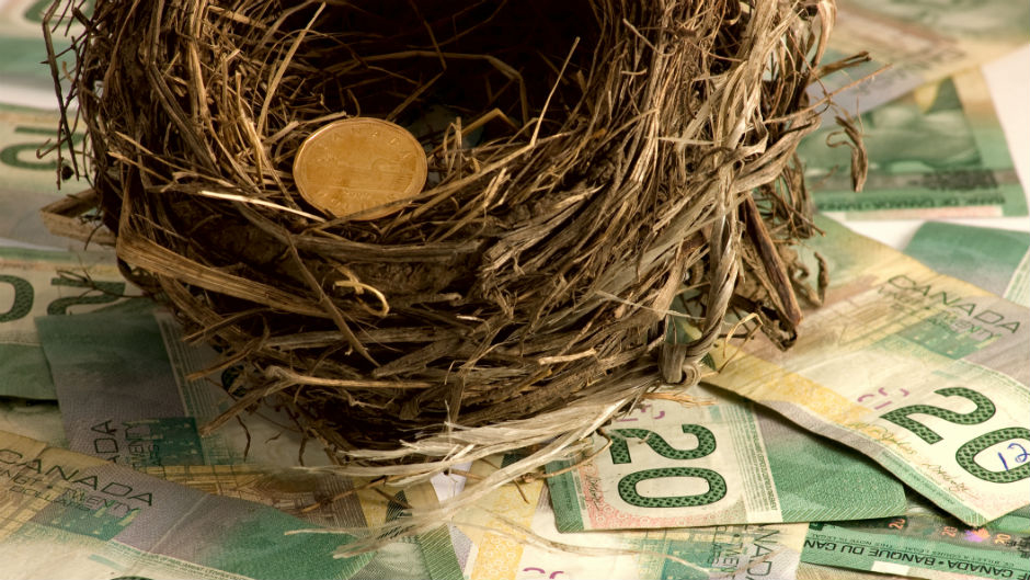 Don't put all your eggs in Canada's basket: Baskin Wealth - Video - BNN