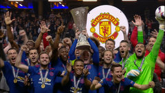 The Keg Must See: Manchester United hoist first Europa League title