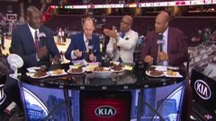 The Keg Must See: Shaq and Barkley throw shade at each other