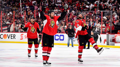 NHL: Penguins 1, Senators 2