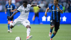 Whitecaps strong first half holds up against Impact