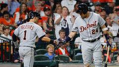 MLB: Tigers 6, Astros 3