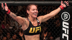 What is Cyborg's future in the UFC?