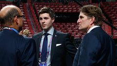 O'Neill: 'When you're affiliated with the Leafs your name comes up'
