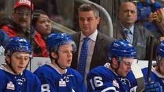 Keefe: It's a challenge to balance the number of players on the Marlies