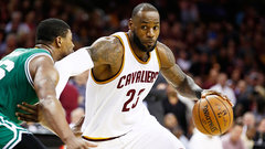 Expecting perfection from LeBron is a slippery slope