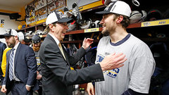 Poile on Predators reaching Stanley Cup final: 'This is the vision that I had'