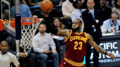 LeBron James is the king of the East