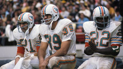 The price of perfection for the '72 Dolphins