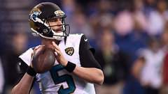 Bortles is saying the right things
