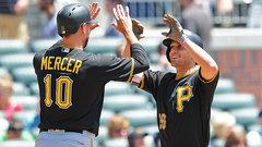 MLB: Pirates 9, Braves 4