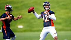 Developing a young QB key for Elway
