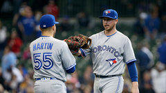 Atkins on how the Jays are staying in the hunt despite injuries