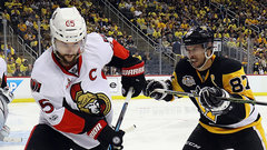 Differing experience level between Sens/Pens could be a factor in Game 7