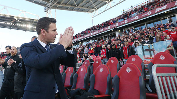 Vanney: I want our players to see themselves as MLS favourites