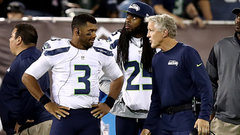 Does Seahawks D resent Russell Wilson?