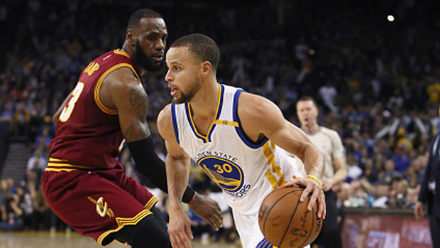 The world is ready for Warriors, Cavs in Finals