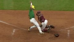 The Keg Must See: FSU outfielder makes game-saving throw to the plate