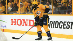 Preds prepare to take on the defending champs in the Stanley Cup Final