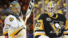 Who has the edge in net between Rinne and Murray?