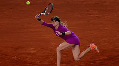 Is Bouchard healthy enough to play in French Open?