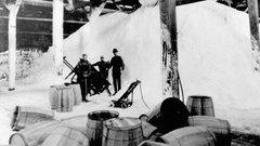 #Canada150: Canada stumbles into salt